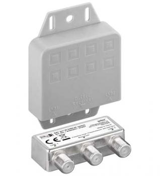 diseqc 2 1 schalter mit wetterschutzgeh use f r digital. Black Bedroom Furniture Sets. Home Design Ideas