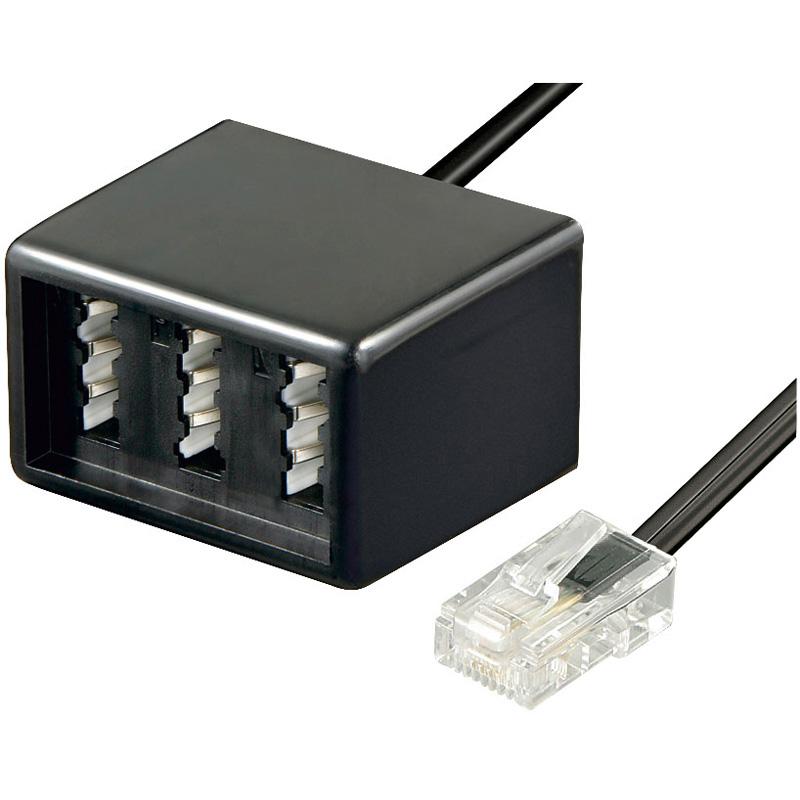 telefon isdn rj45 zu tae nfn adapter verteiler weiche 20 cm von satelliten markt k ln. Black Bedroom Furniture Sets. Home Design Ideas