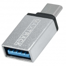 USB 3.0 OTG High Speed Adapter: USB 3.1 C Stecker auf C Buchse