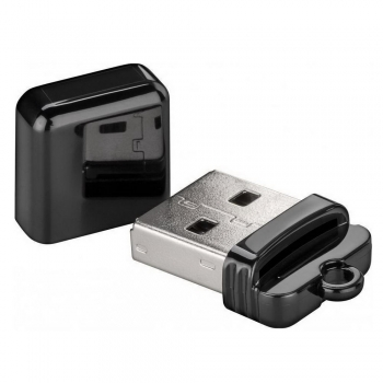 USB Kartenleser, Card Reader 2.0 HiSpeed, Micro SD, SDXC, SDHC, Typ A Stecker
