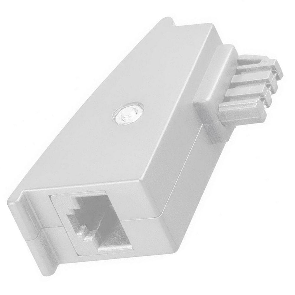Fritz Box, Router/Modem Adapter, TAE F Stecker auf RJ45 Buchse ...